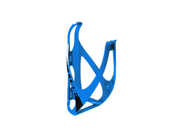 Cube HPP Flaschenhalter matt classic blue'n'black